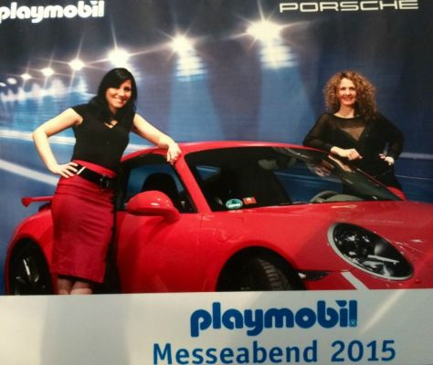 Playmobil Messe Event 2015